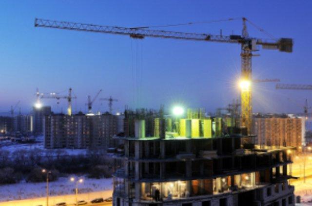 Осветительные приборы для строительных площадок