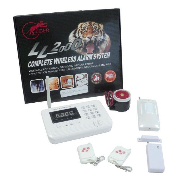 Отличие и обзор охранных GSM сигнализаций