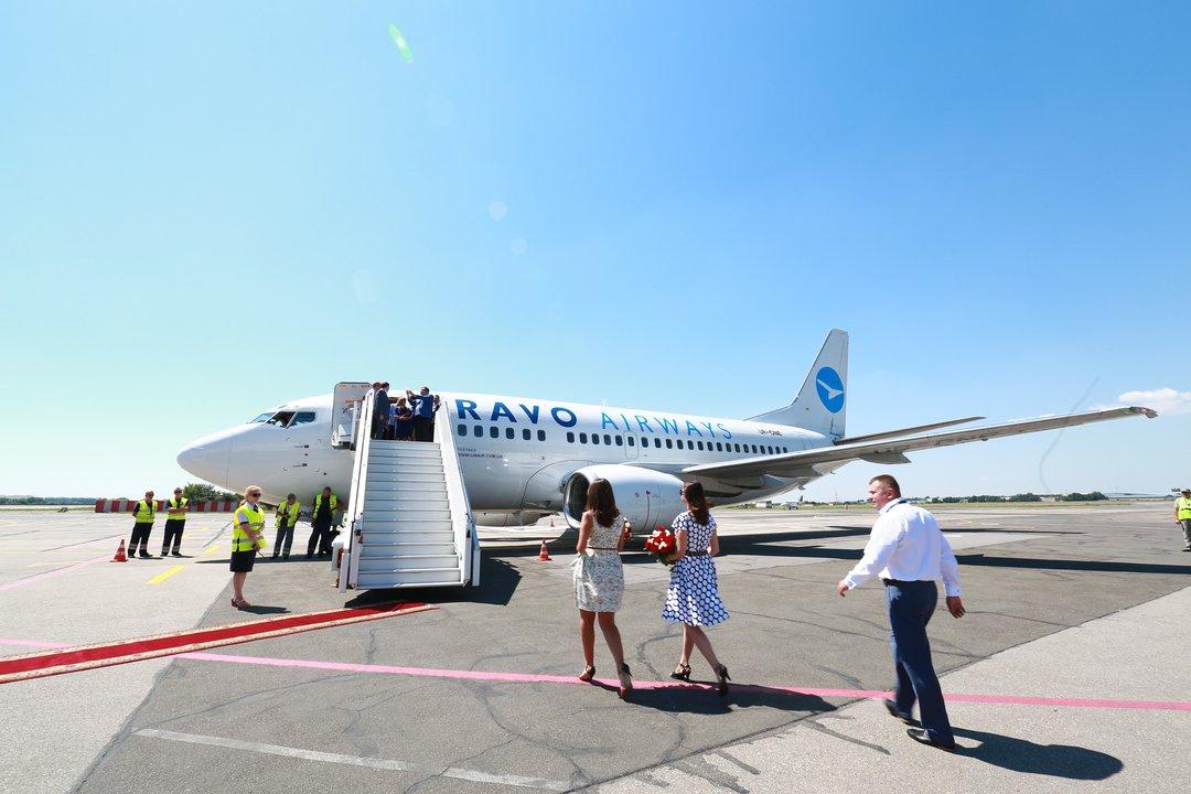 Около 300 украинских туристов застряли в Тунисе