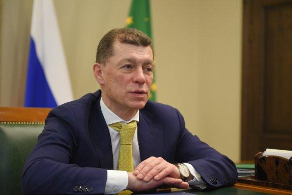 Глава Минтруда Топилин заявил о росте зарплат в РФ на 10%