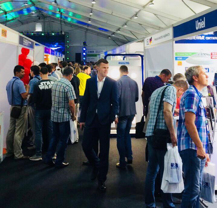 Uniel на партнерском форуме в Ижевске