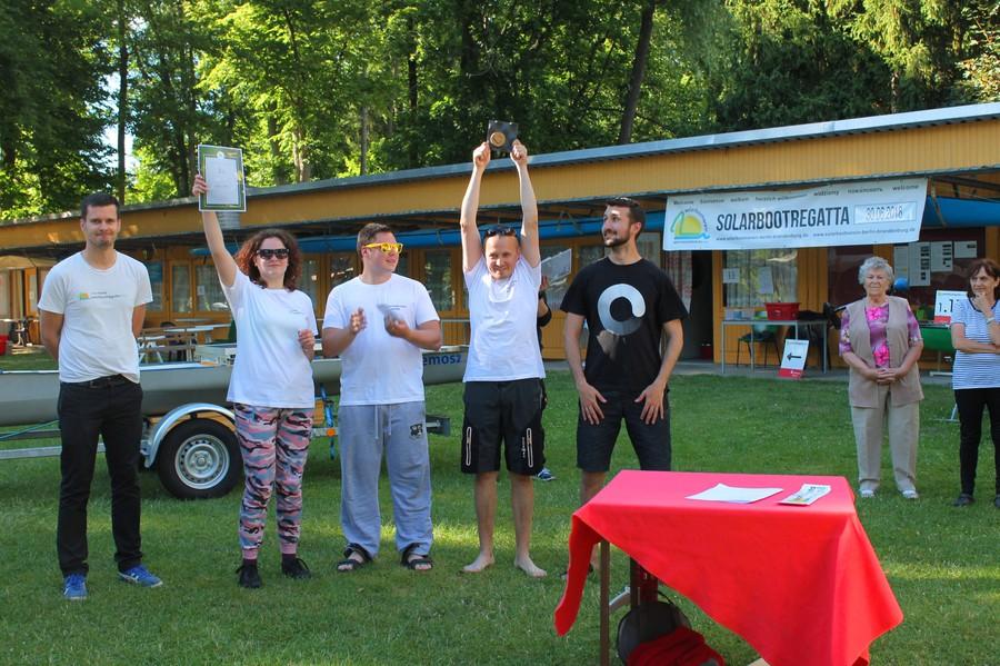 Победители Solarbootregatta Werbellinsee