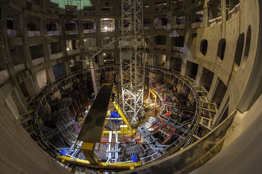 Реактор ITER