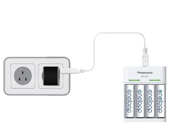 Panasonic представил «умное» зарядное устройство,  которое продлит жизнь аккумуляторов