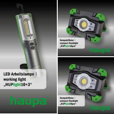 Новые LED-прожекторы HUPlight: прочность, запечатленная на видео с краш-тестом