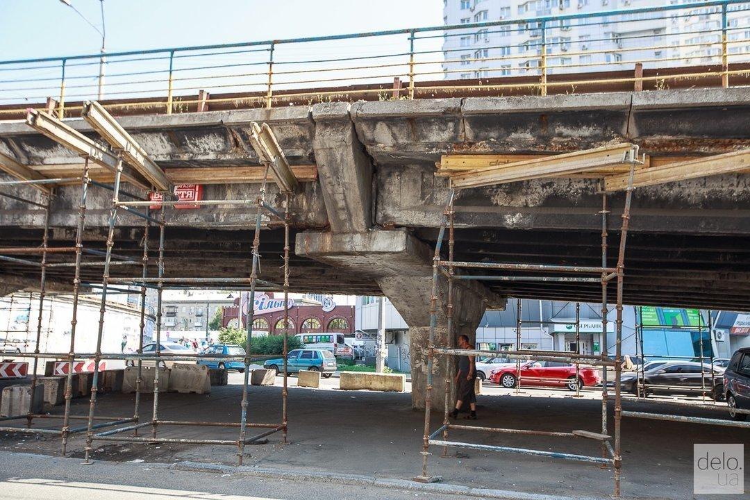 Кличко утвердил окончательный проект реконструкции Шулявского моста