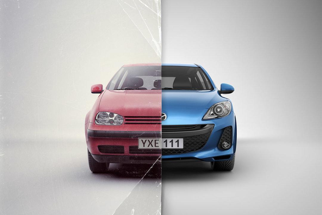 Продажи новых машин в Украине падают из-за бесконтрольного ввоза б/у авто — AUTOConsulting