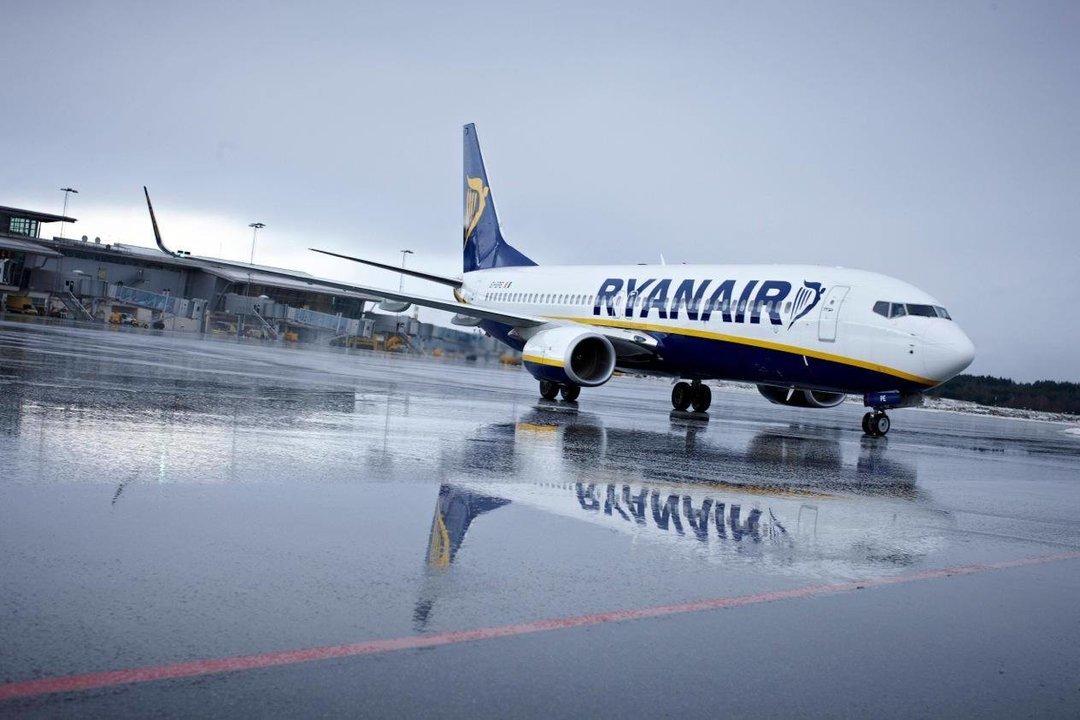 Ryanair отменяет 600 рейсов в трех странах из-за забастовки