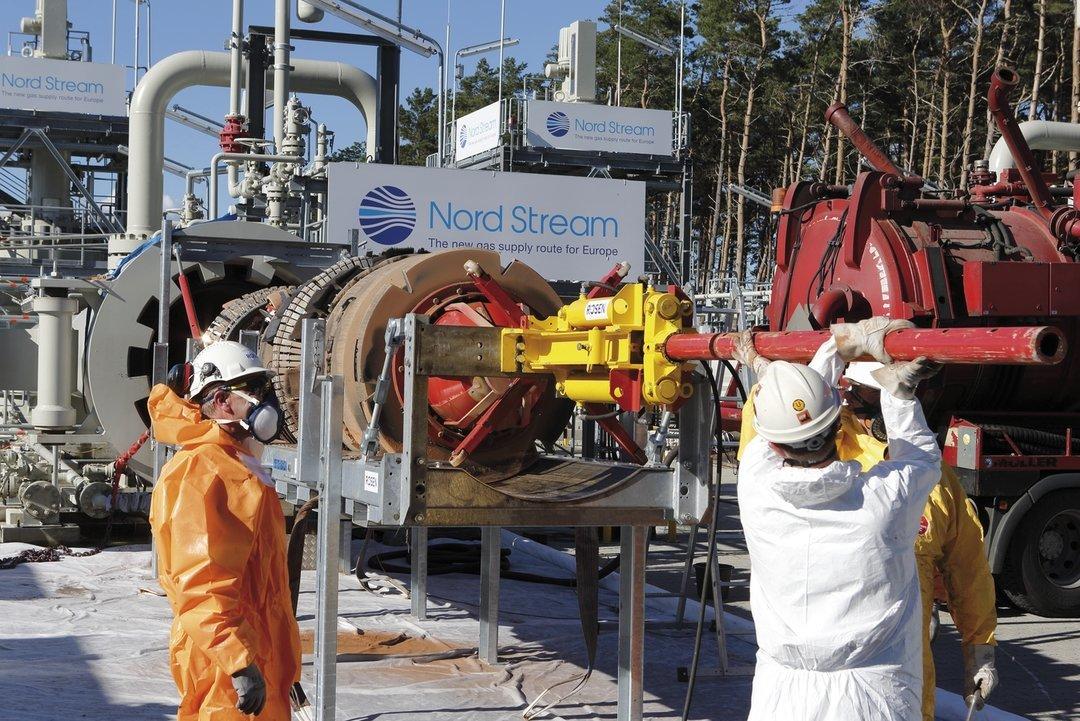 "Суд в Швейцарии возобновил арест принадлежащих ""Газпрому"" акций Nord Stream"