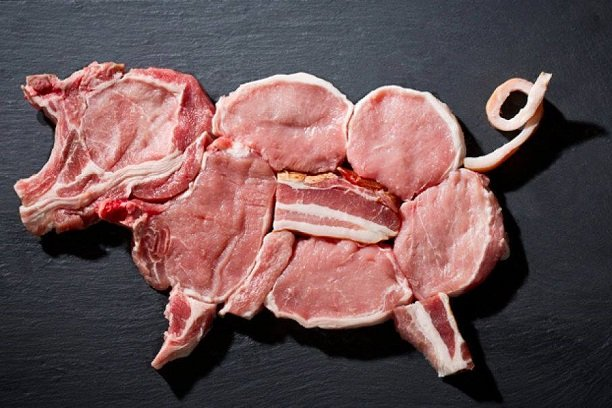 Украинцы потребляют все больше импортной свинины