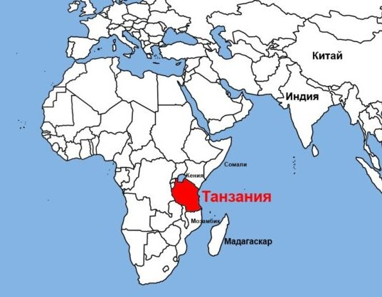 В Африке запустили проект Украинского торгового дома