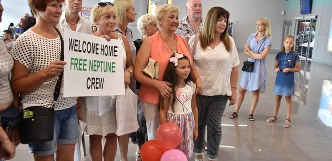 В Украину из Омана вернулись 15 моряков судна Free Neptune