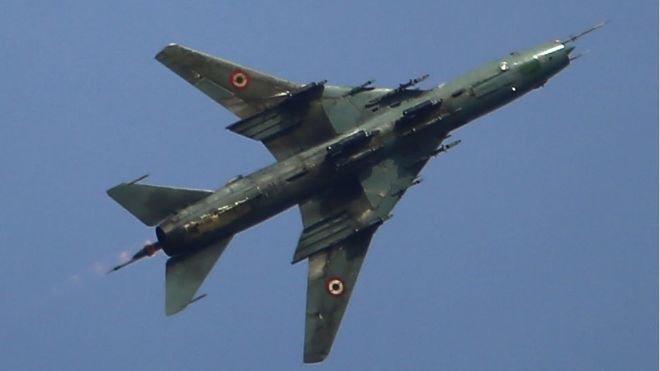 Впервые с 2014 года силы ВВС Израиля сбили сирийский самолет