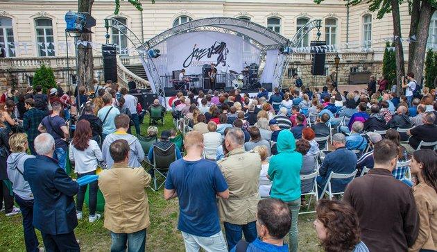Непогода не помешала фанатам джаза на Leopolis Jazz Fest — фото