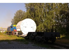 «ЭЛСИБ» отгрузил статор первого турбогенератора для Приморской ТЭС