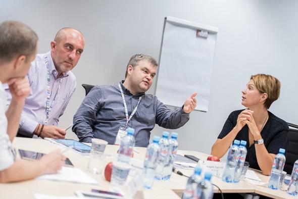ГК «ССТ» на стратегической сессии «Национальных чемпионов» в Сколково