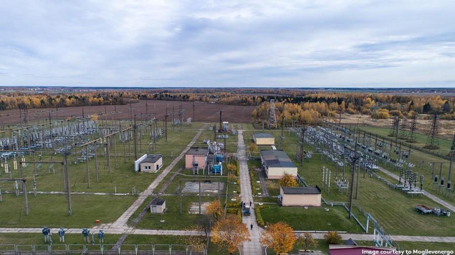 Строительство крупнейшей в мире цифровой подстанции в Беларуси