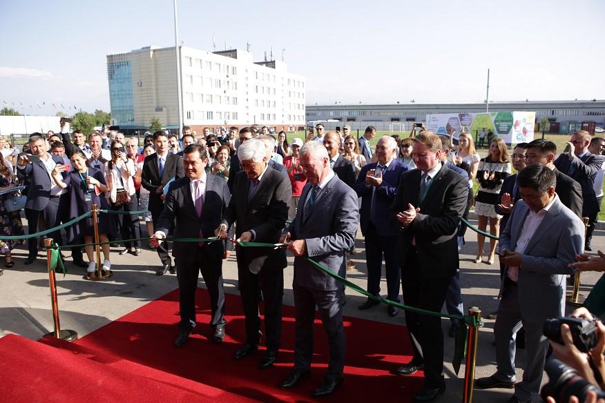 Компания WILO открывает производственный комплекс в Казахстане