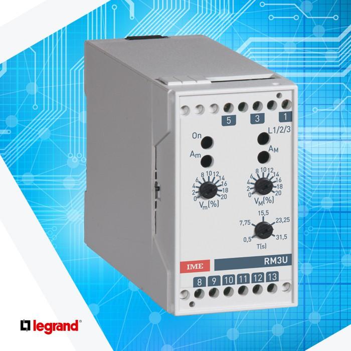 Группа Legrand расширила новую серию IME
