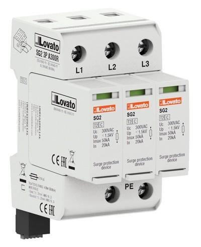 «Ловато Электрик» выпустил два новых устройства защиты от перенапряжений