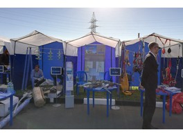 Специалисты АО «Электросетьстройпроект» приняли участие в 4-х выставках и технических семинарах