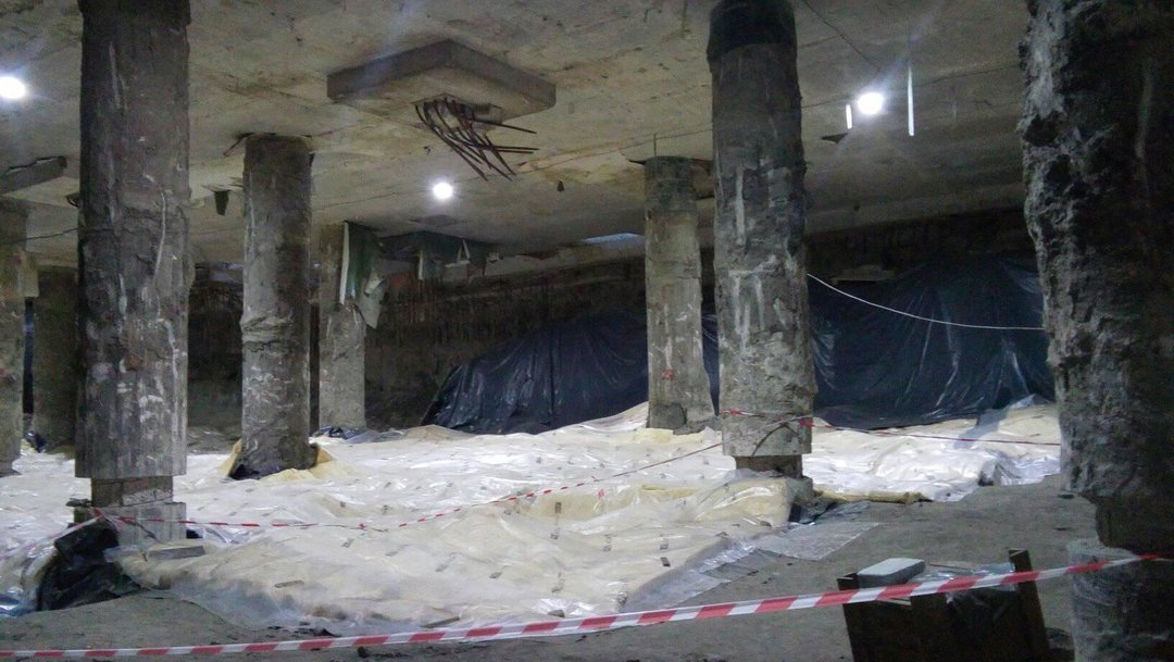 Археологи предлагают отказаться от строительства музея на Почтовой площади
