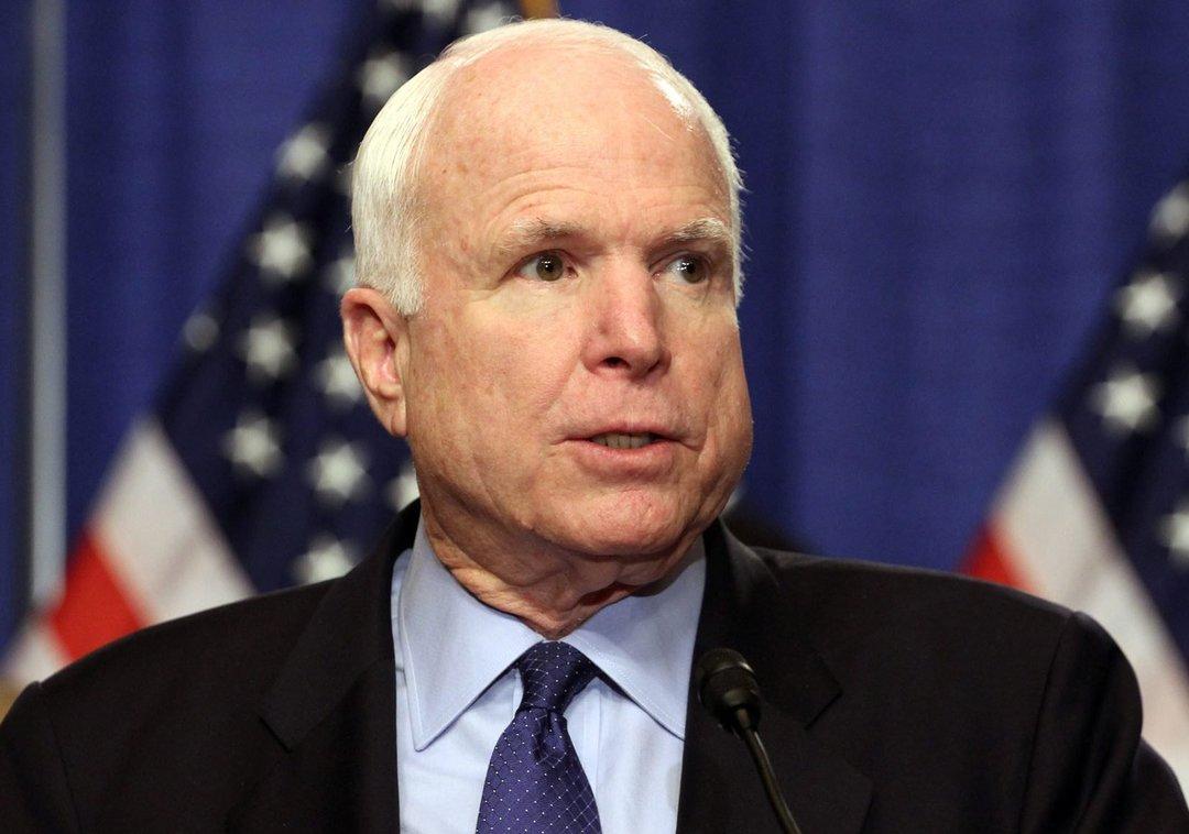 Джон Маккейн умер на 82-м году