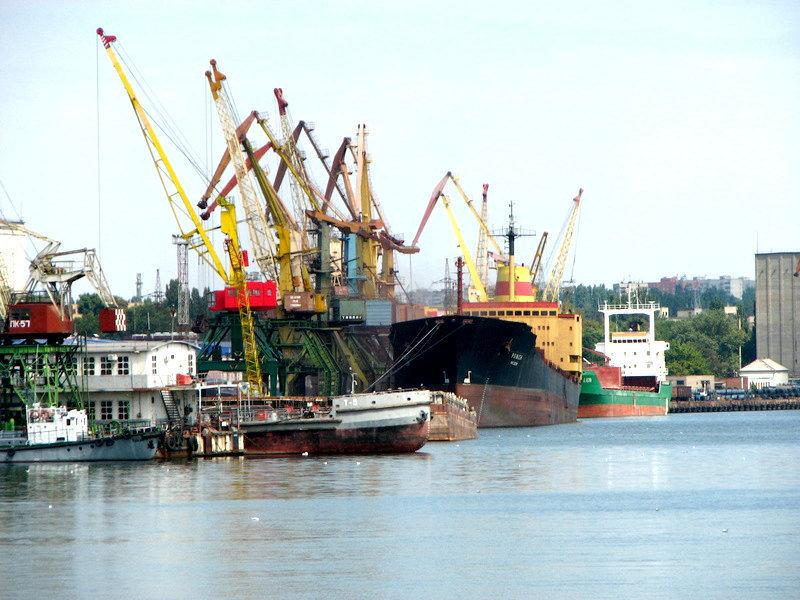 Как в Николаевском порту убирали морских агентов
