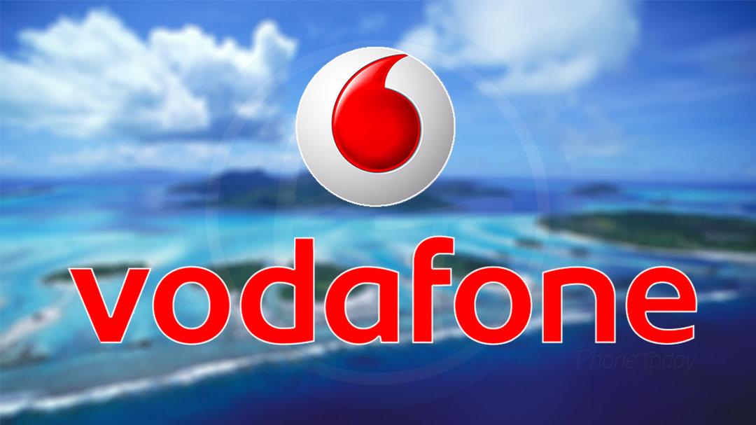 Квартальный доход Vodafone превысил 3 млрд грн