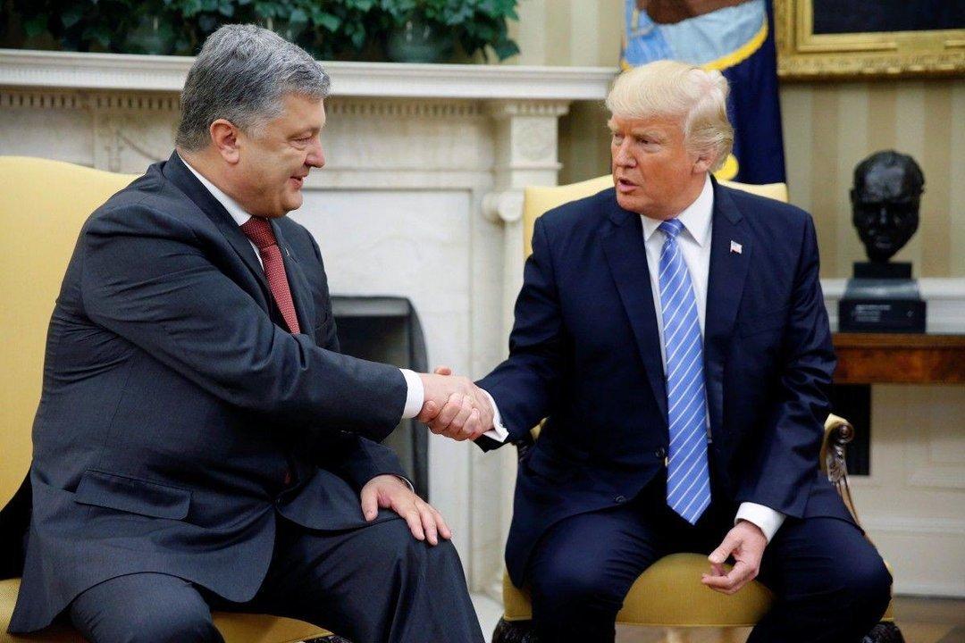 США всегда будут стоять рядом с Украиной, когда она защищает свой суверенитет — Трамп