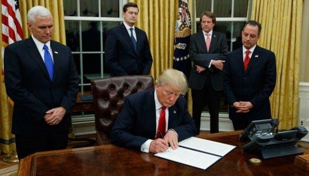Трамп подписал оборонный бюджет США, предусматривающий $ 250 млн для Украины