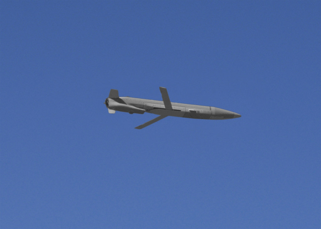 В США испытали ракету, имитирующую самолеты
