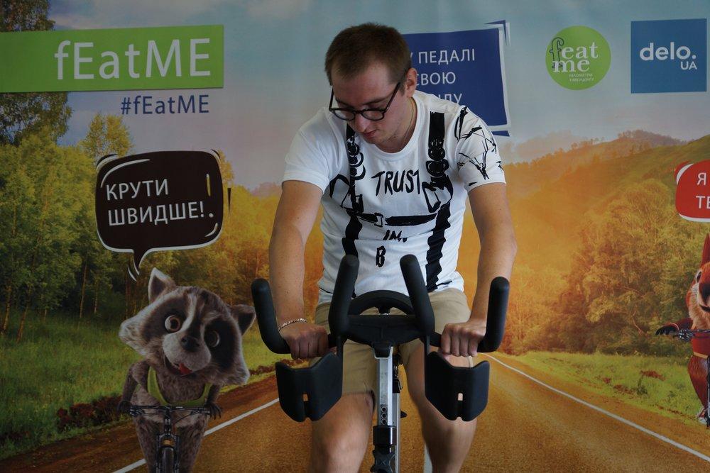 Проект fEatMe: в компании SBTech спорт — стиль жизни сотрудников