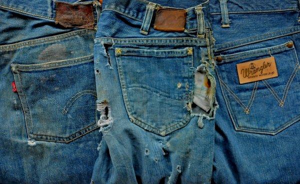 По санкции ЕС попадут джинсы, виски и мотоциклы из США