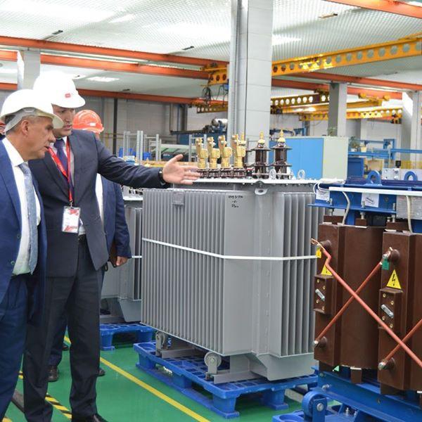 Уральский трансформаторный завод
