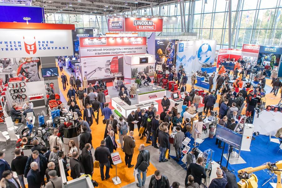 Прорывные сварочные технологии на выставке Weldex 2018