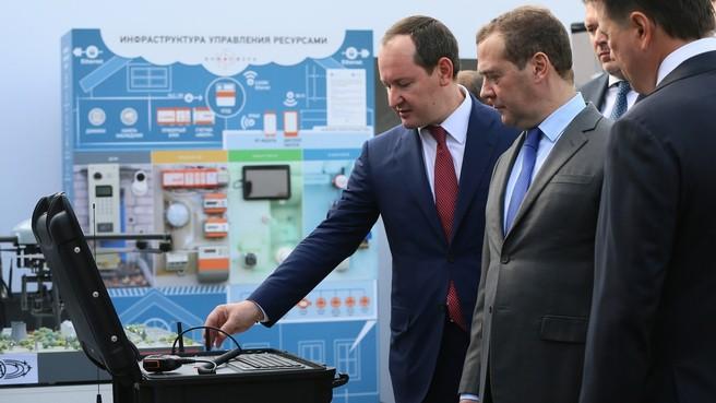 Большинство энергооборудования подстанции является российским