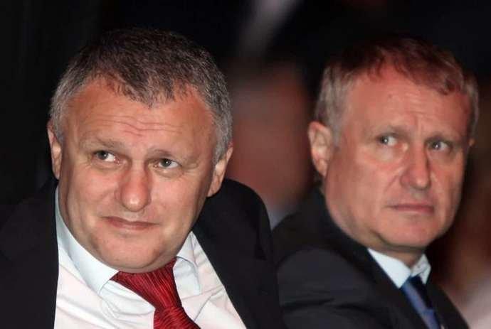 ПриватБанк договорился с Суркисами и выплатил около 1 млрд грн