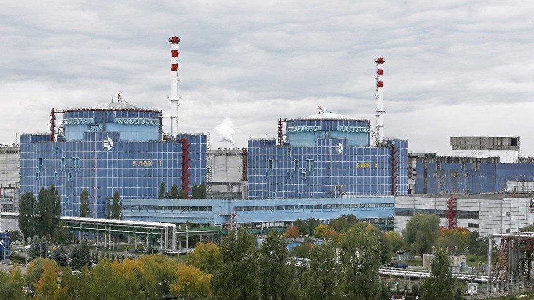 Энергоблок №2 Хмельницкой АЭС отключен от энергосети