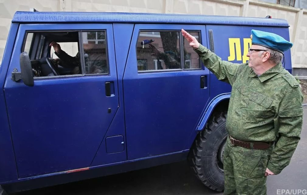 ГПУ получила разрешение на проведение расследования против Жириновского