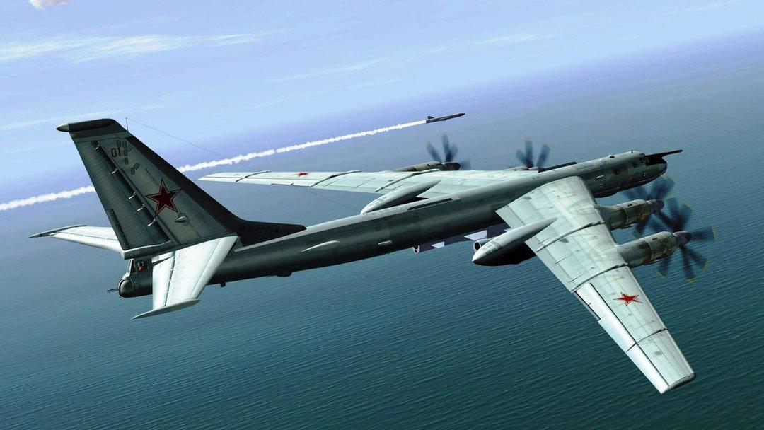 Истребители США перехватили российские самолеты вблизи Аляски
