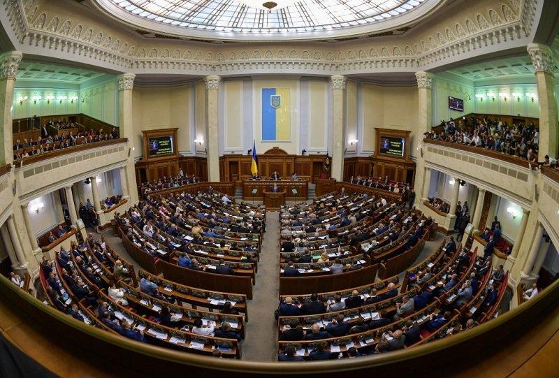 Рада отправила в Конституционный суд законопроекты о курсе в НАТО и об аграрном устройстве