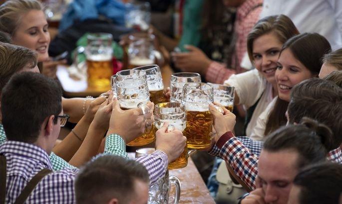 В Мюнхене открылся 185-й Октоберфест