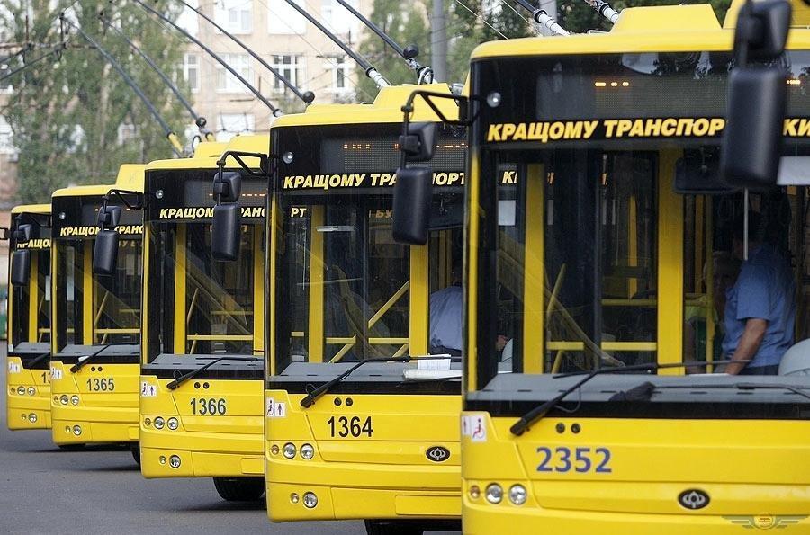 В октябре в Киеве заработает электронный билет в коммунальном транспорте