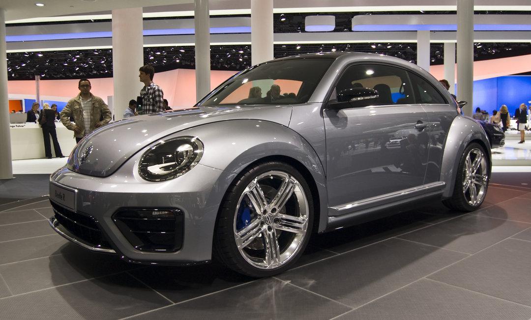 "Volkswagen прекращает производство легендарного ""Жука"""