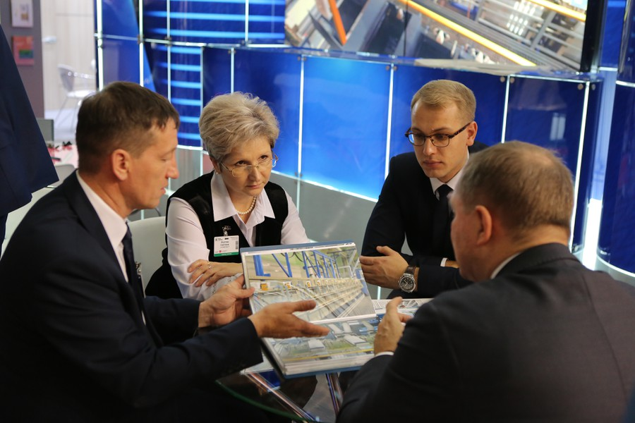 23 октября начала работу 15-я Международная выставка «Силовая Электроника»