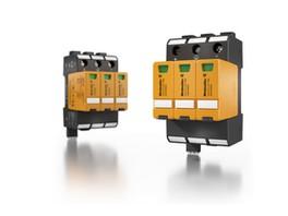 Фотоэлектрические инверторы под защитой нового устройства защиты от перенапряжения Weidmüller