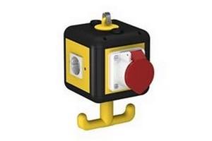 ЭТМ пополнила ассортимент подвесным блоком от «ОБО Беттерманн» — удобным решеним для подвода электричества и сжатого воздуха в промышленных