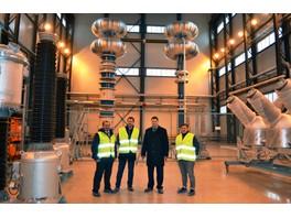 Представители «Трансэнерго» ознакомились с производственными мощностями ЗАО «ЗЭТО»
