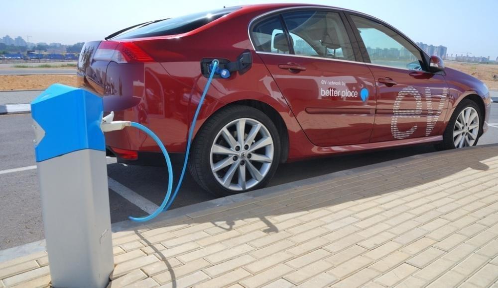Израиль намерен полностью перейти на электромобили к 2030 году